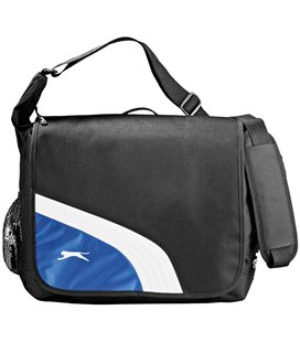 "Wembley 17"" laptop shoulder bag"