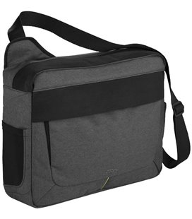 "Power Stretch 17"" laptop messenger bag"