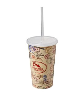 Vaso de pared doble de 350 ml Brite-Americano®