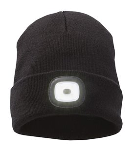 "Gorro con luz LED ""Mighty"""