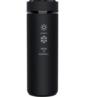 SCX.design D10 insulated smart bottle