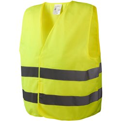 Chaleco de seguridad reflectante HW2 para adultos (XL)